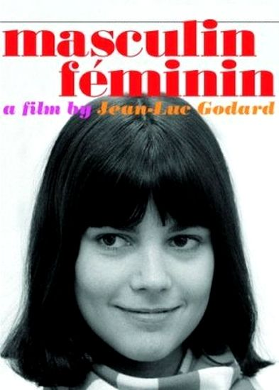 masculinfe Jean Luc Godard   Masculin feminin: 15 faits precis aka Masculine, Feminine: In 15 Acts [ +Extras] (1966)