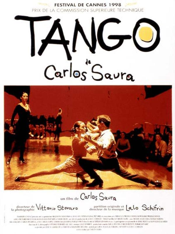 tangocover2q Carlos Saura   Tango [+Extras] (1998)
