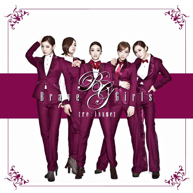Brave Girls - Re-Issue [2nd Mini Album]