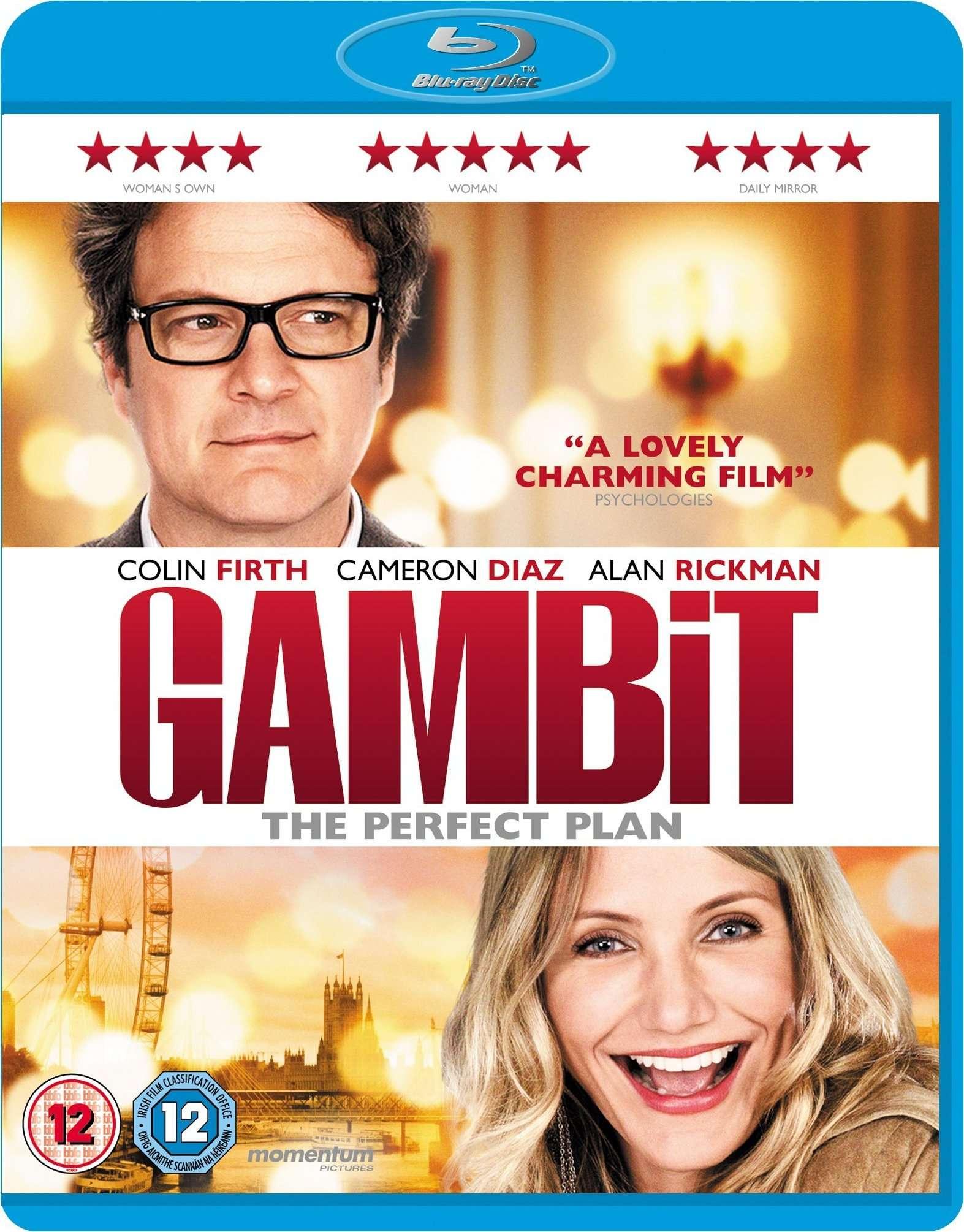 Gambit (2012) FullHD 1080p 8.34 GB ITA AC3 5.1 ENG DTS+AC3 5.1 Subs MKV