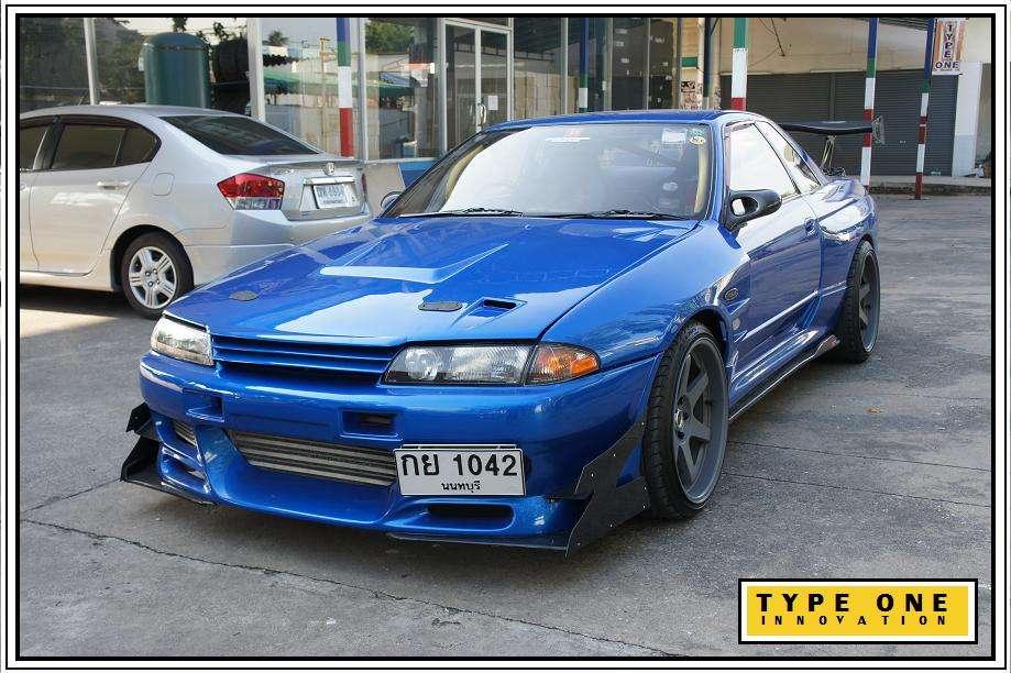 Nissan Skyline Gtr32