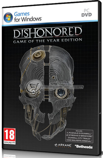 [PC] Dishonored - Game Of The Year Edition - FULL ITA