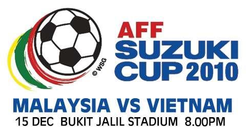 AFF Suzuki Cup 2010: Malaysia vs Vietnam, malaysia vs vietnam, malaysia vs vietnam, keputusan malaysia vs vietnam di bukit jalil