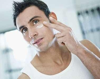 Erkeklere Özel Gözaltı Morluk Maskesi