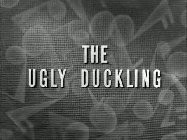 76w5 Wilfred Jackson   The Ugly Duckling (1931)