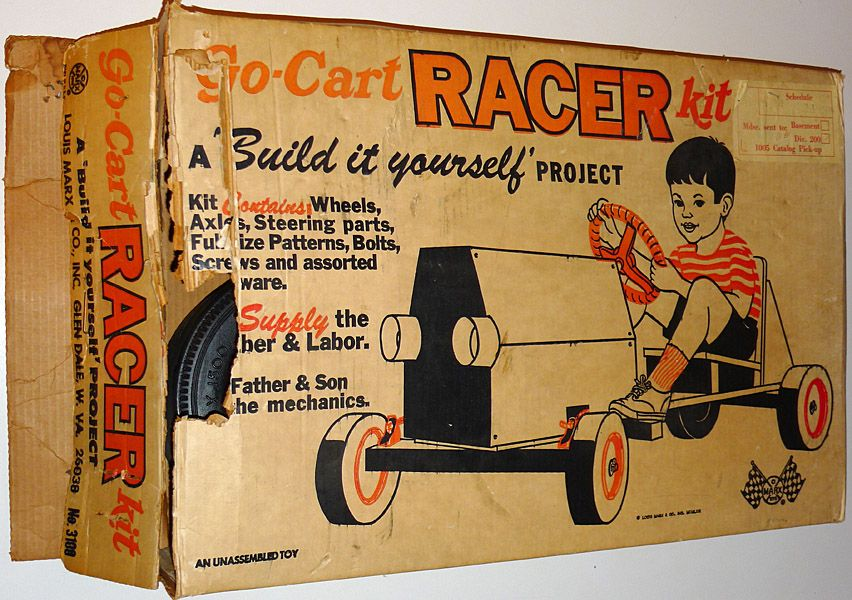 how to build a soapbox go kart