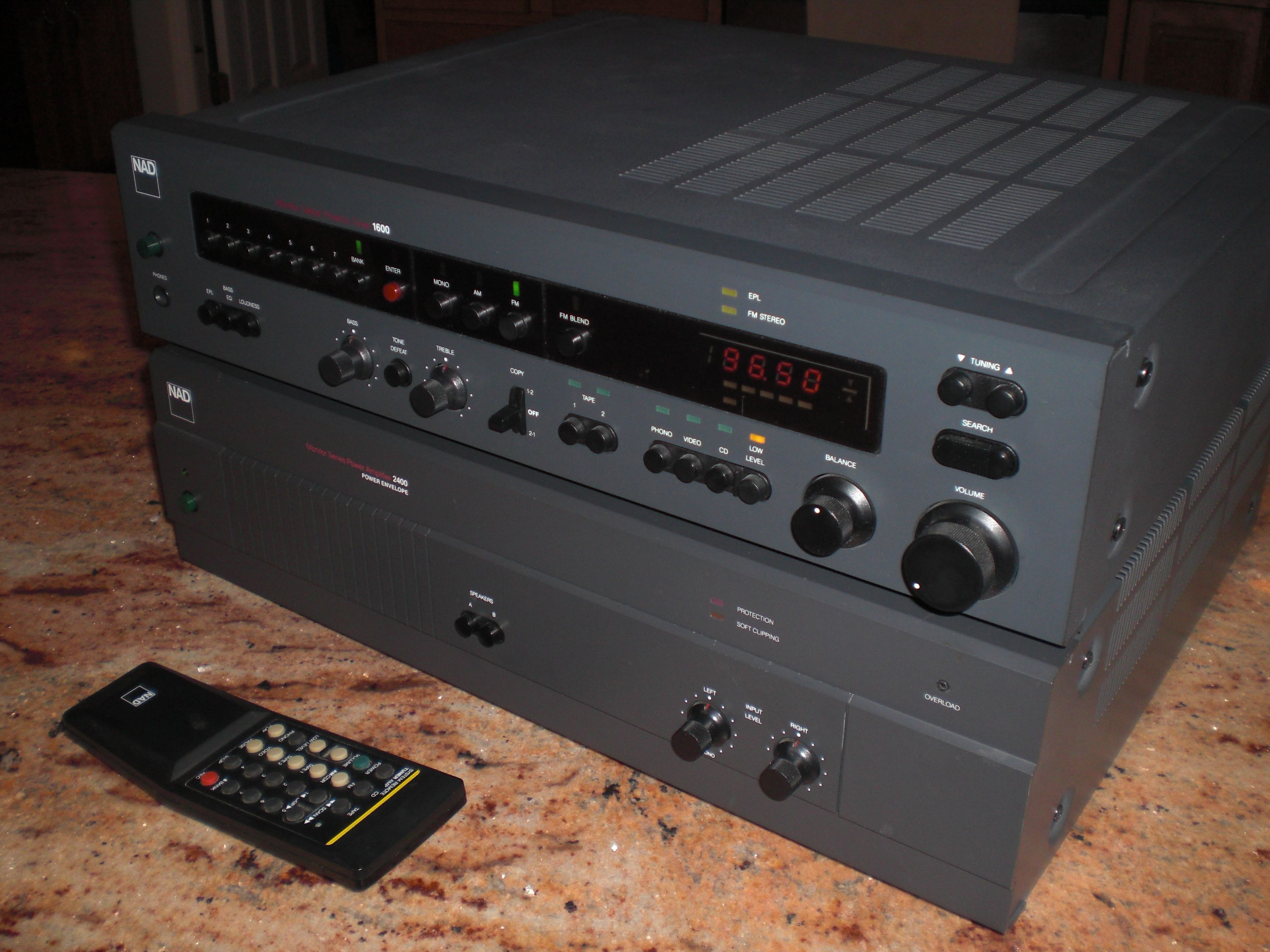 NAD Opinions | Audiokarma Home Audio Stereo Discussion Forums