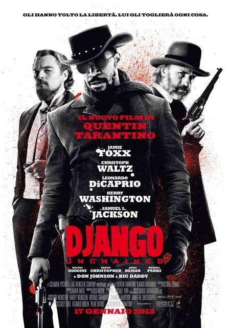 Cinema E Missili Django Unchained Quentin Tarantino 2012